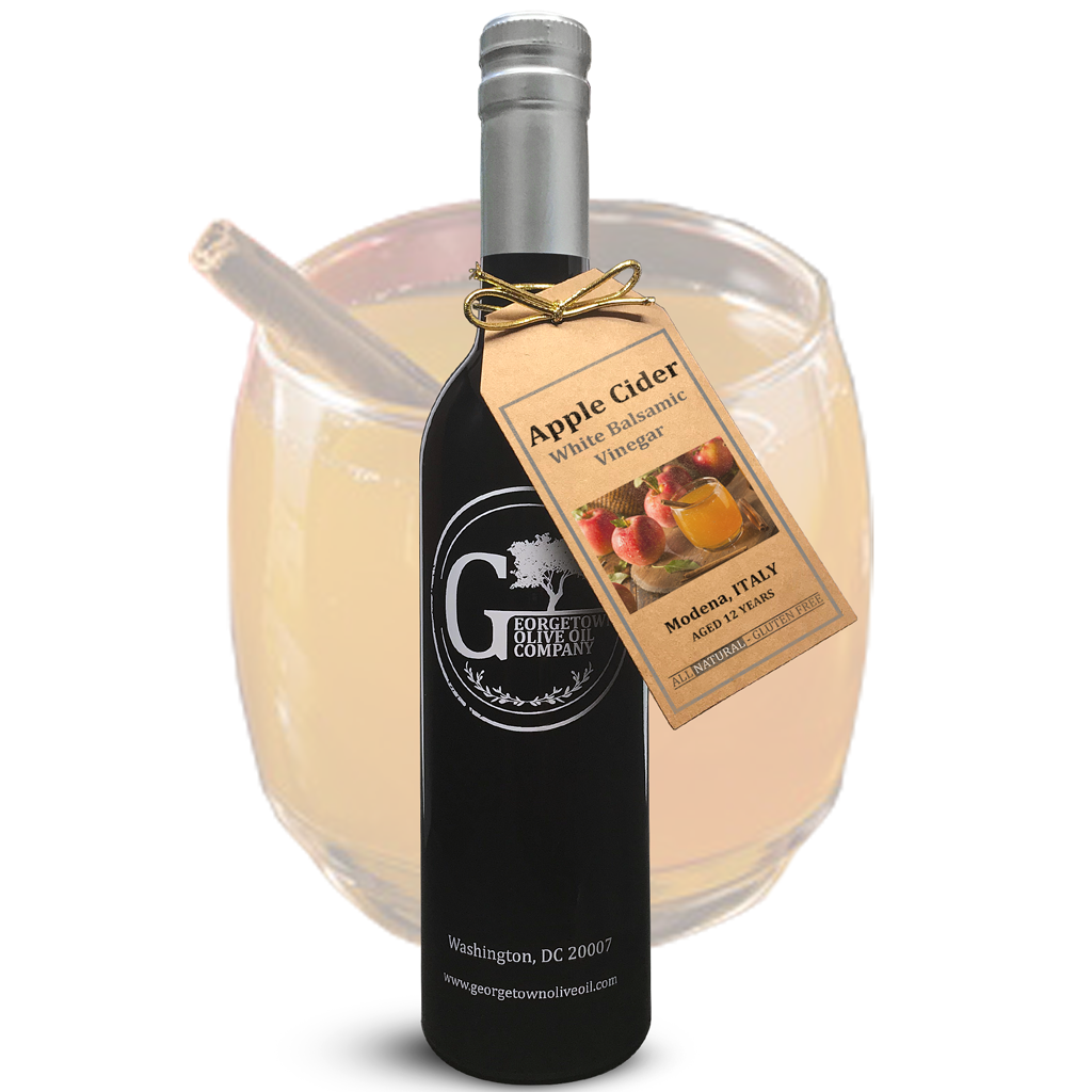 Apple Cider White Balsamic Vinegar - Georgetown Olive Oil Co.