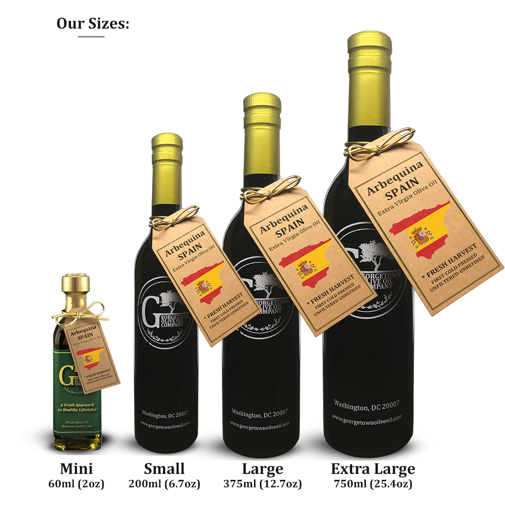 🇪🇸Arbequina (SPAIN) Extra Virgin Olive Oil - Georgetown Olive Oil Co.