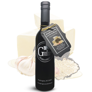 Black Truffle Garlic and Butter Oil - Georgetown Olive Oil Co.
