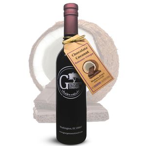 Chocolate Coconut Balsamic Vinegar - Georgetown Olive Oil Co.