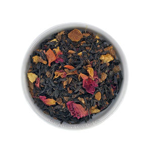 Cinnamon Orange Spice Loose Leaf Black Tea Georgetown Olive Oil Co.