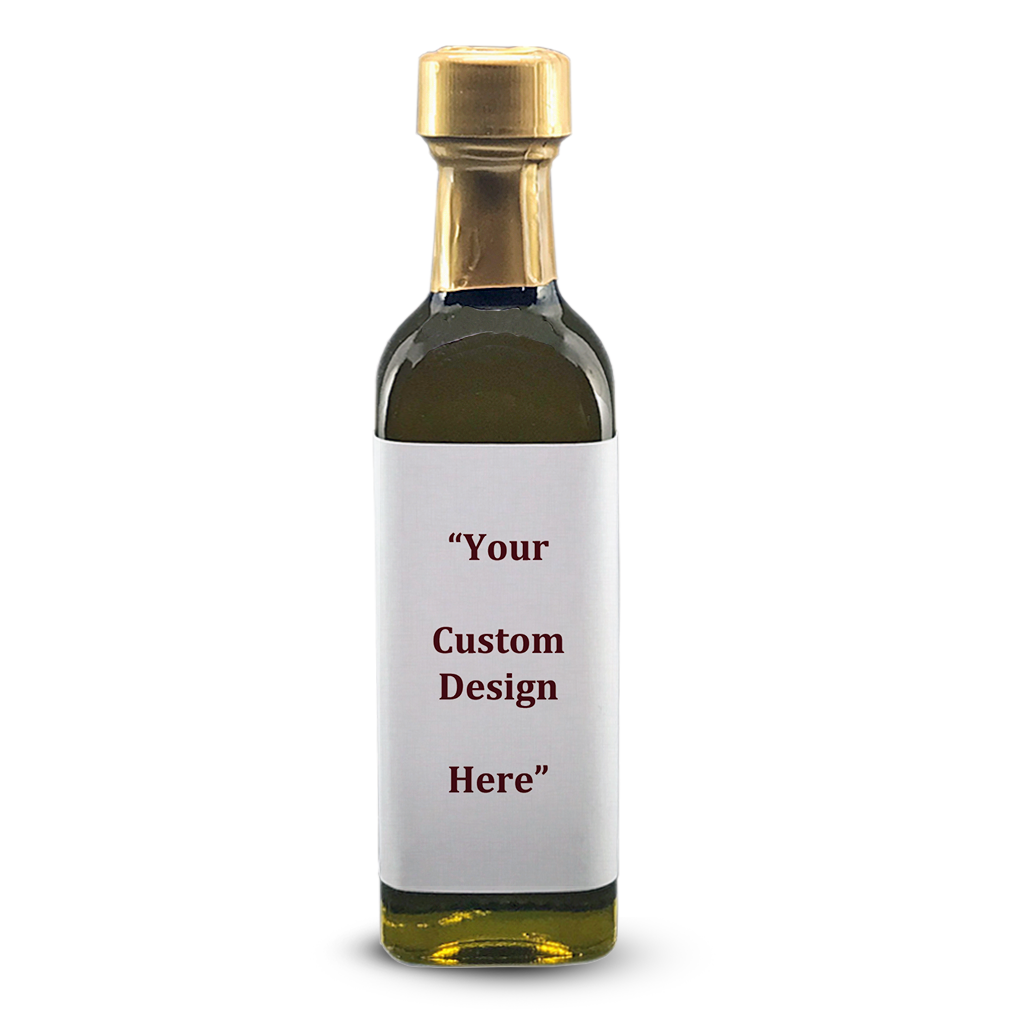 Custom Design Favors - mini bottle - Georgetown Olive Oil Co.