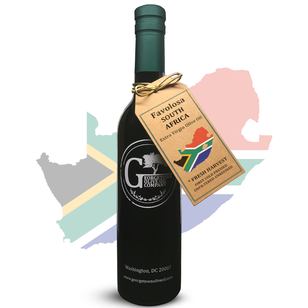 🇿🇦Favolosa (SOUTH AFRICA) Extra Virgin Olive Oil - Georgetown Olive Oil Co.