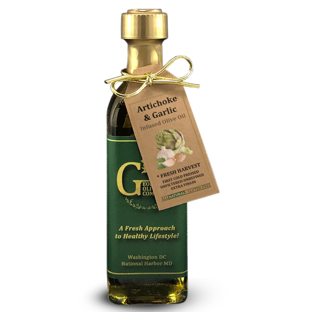Standard Favor with a Tag - 60ml - Georgetown Olive Oil Co.