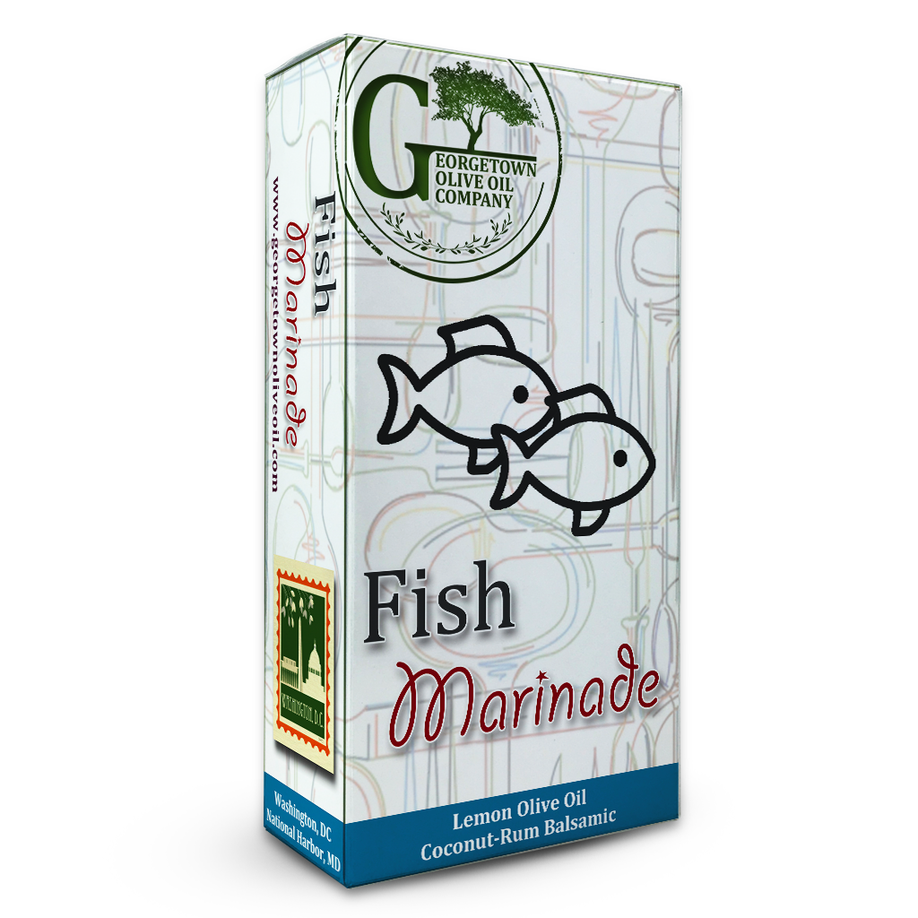 Fish Marinade - Georgetown Olive Oil Co.