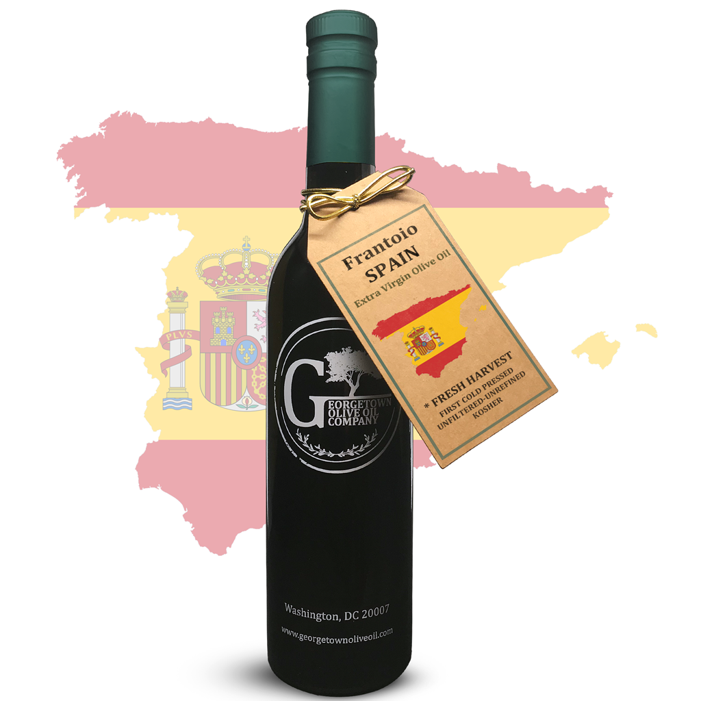 🇪🇸Frantoio (SPAIN) Extra Virgin Olive Oil - Georgetown Olive Oil Co.