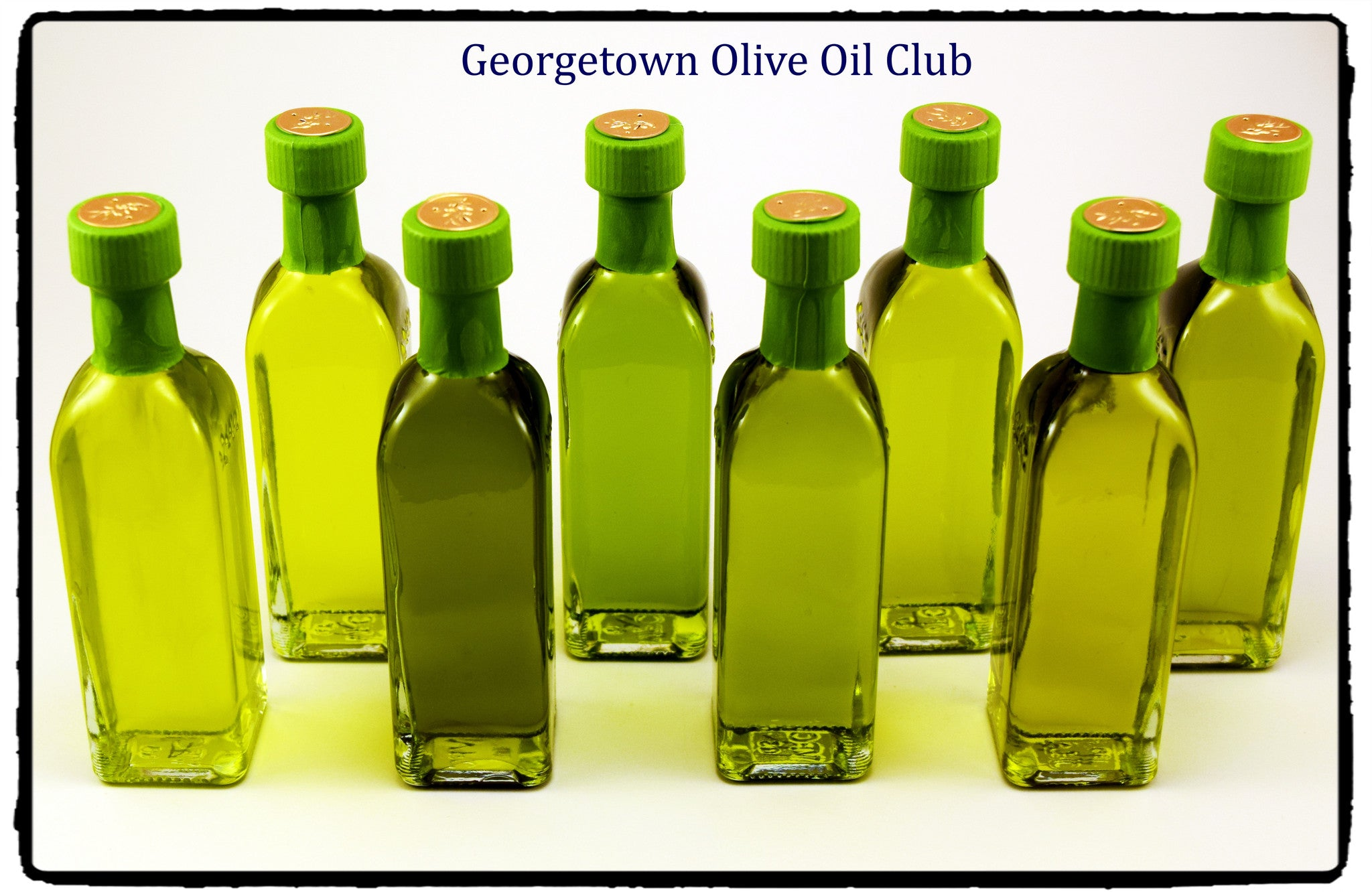Georgetown Olive Oil Club - Monthly - Georgetown Olive Oil Co.