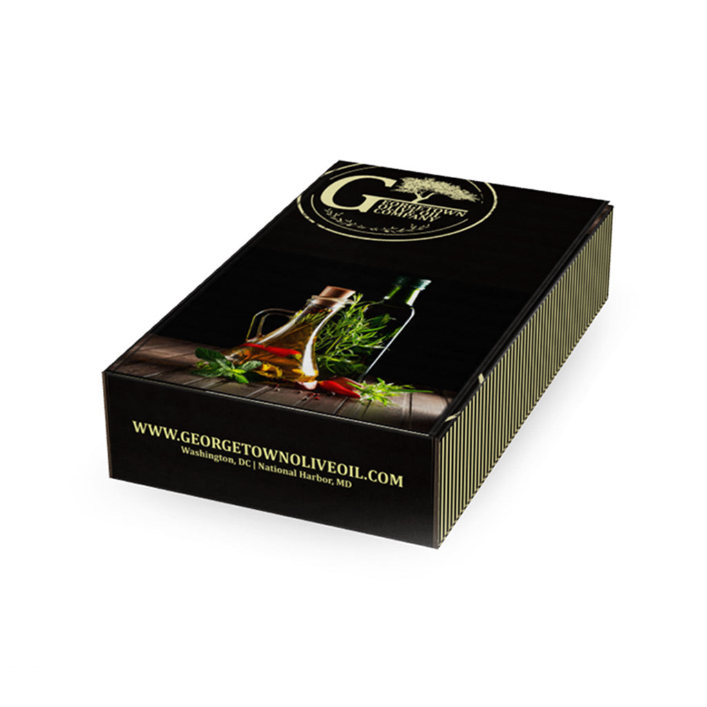 Georgetown Olive Oil Gift Box Olive Oil and Balsamic Vinegar