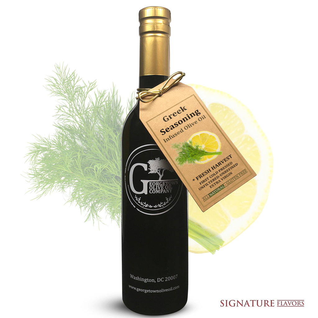 Greek Seasoning White Balsamic Georgetown Olive Oil Co