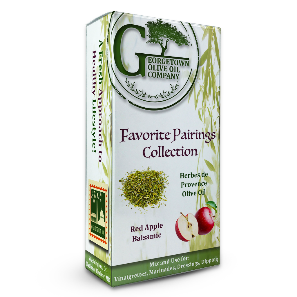 Herbes De Provence & Red Apple Pairing - Georgetown Olive Oil Co.