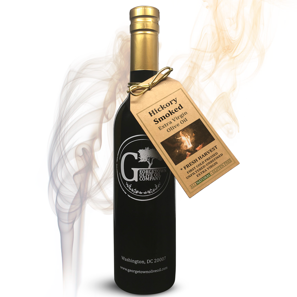 Hickory Smoked Olive Oil - Georgetown Olive Oil Co.