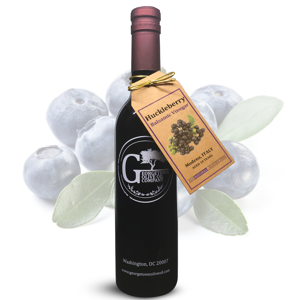 Huckleberry Balsamic Vinegar - Georgetown Olive Oil Co.