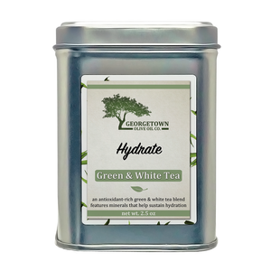 Hydrate Green & White Tea - Georgetown Olive Oil Co.