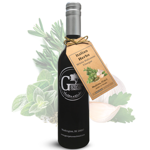 Italian Herbs White Balsamic - Georgetown Olive Oil Co.