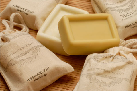Greek Extra Virgin Olive Oil Soap - Georgetown Olive Oil Co.
