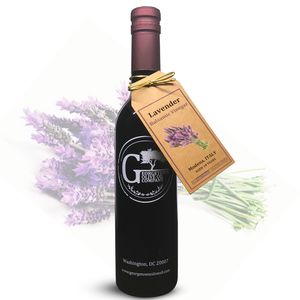 Lavender Balsamic Vinegar georgetown olive oil co.