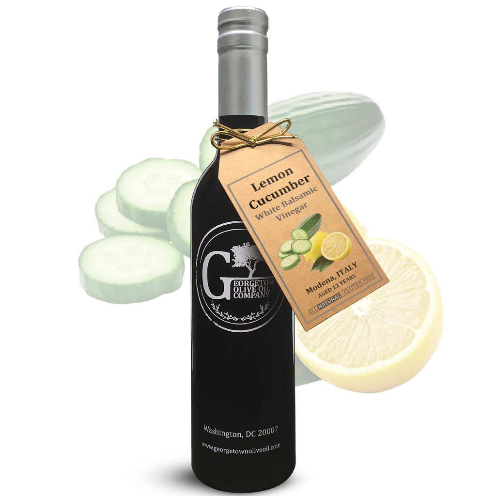 Lemon Cucumber White Balsamic - Georgetown Olive Oil Co.