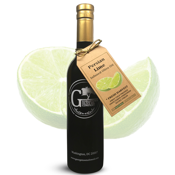 Persian Lime Olive Oil - Georgetown Olive Oil Co.