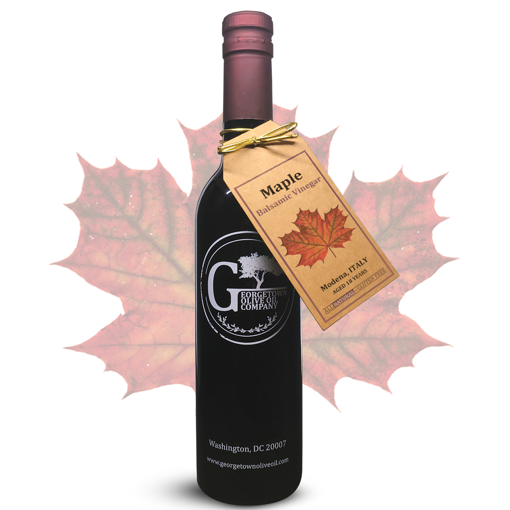 Maple Infused Balsamic Vinegar - Georgetown Olive Oil Co.