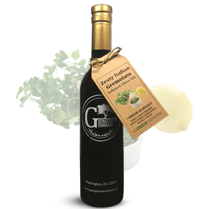 Zesty Italian Gremolata Olive Oil - Georgetown Olive Oil Co.