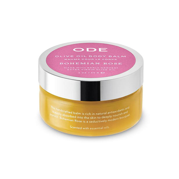 ODE Olive Oil Body Balm - Bohemian Rose - Georgetown Olive Oil Co.