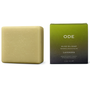 ODE Olive Oil Soap - Lavender