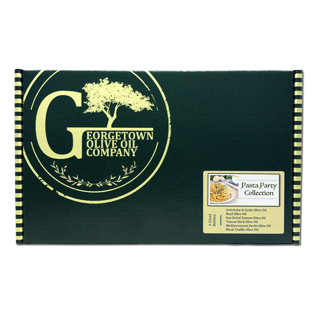 Pasta Party Collection - Olive Oil - Georgetown Olive Oil Co.