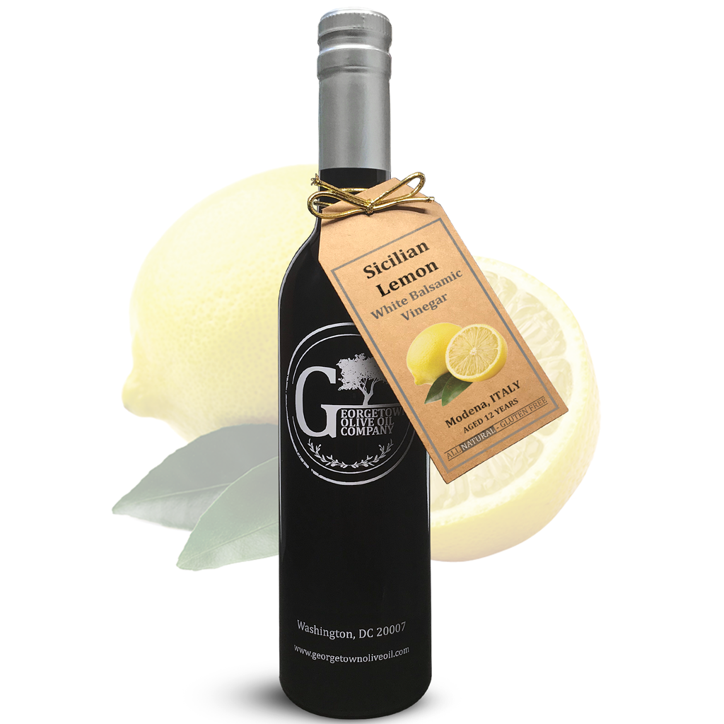 Sicilian Lemon White Balsamic - Georgetown Olive Oil Co.