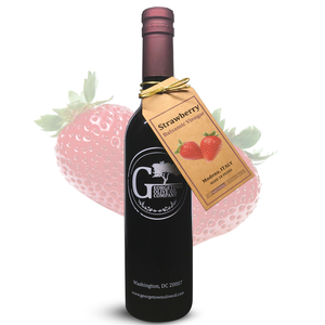 Strawberry Balsamic Vinegar - Georgetown Olive Oil Co.