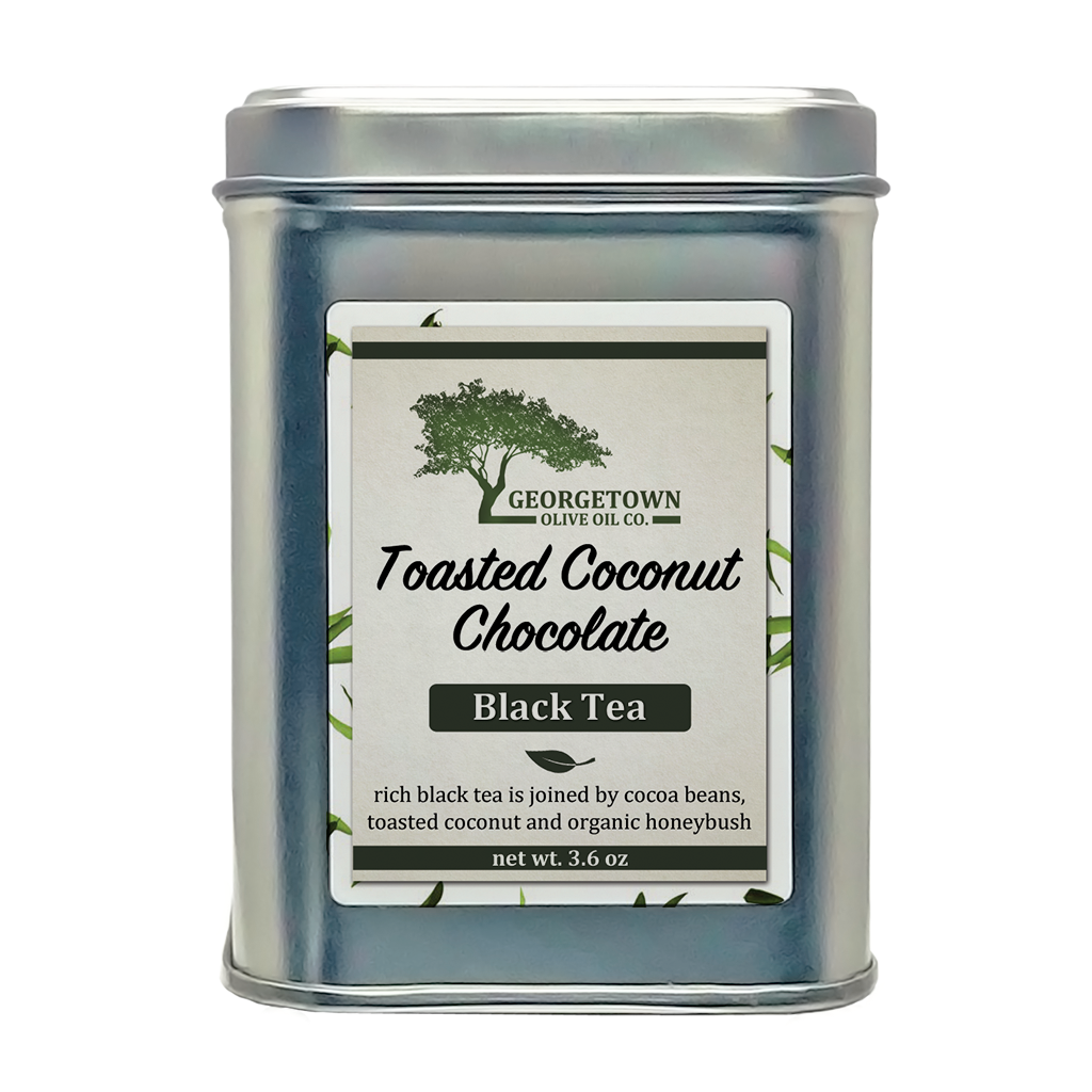 Toasted Coconut Chocolate - Georgetown Olive Oil Co.