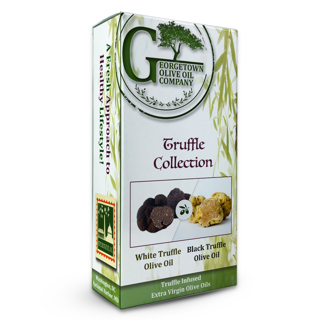 Black & White Truffle Collection - Georgetown Olive Oil Co.