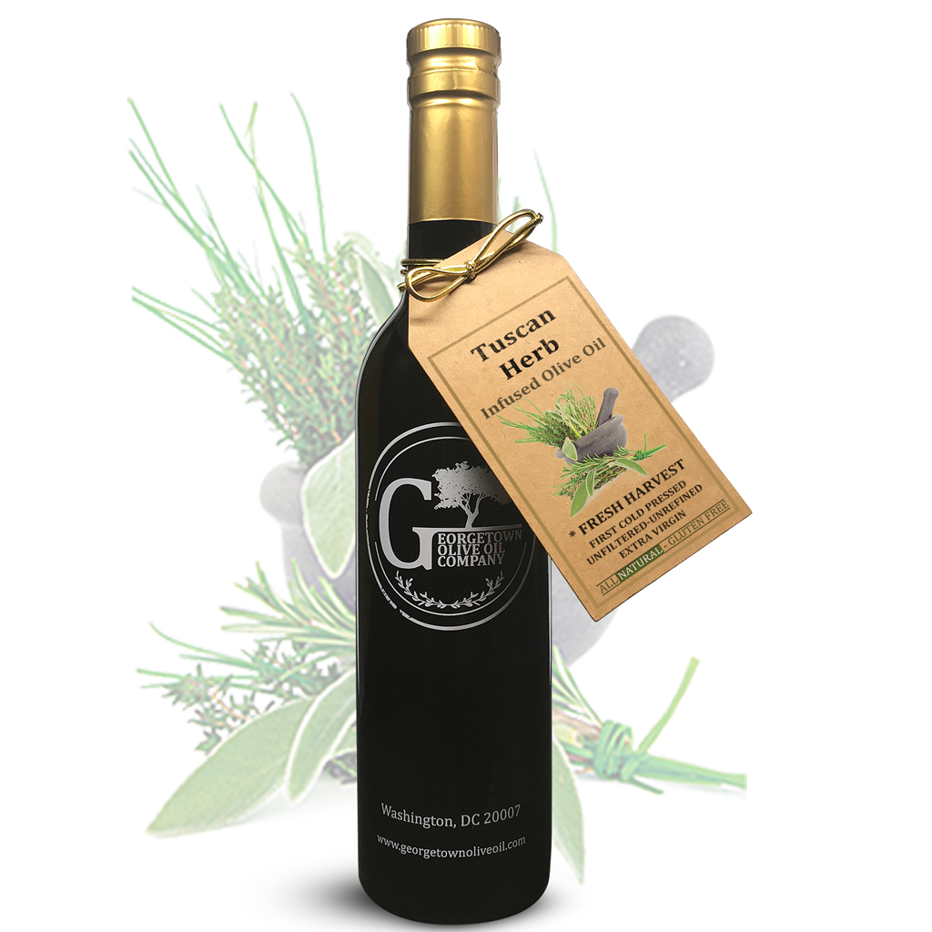 Tuscan Herb Olive Oil - Georgetown Olive Oil Co.