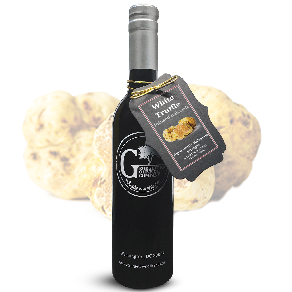 White Truffle Infused Balsamic - Georgetown Olive Oil Co.