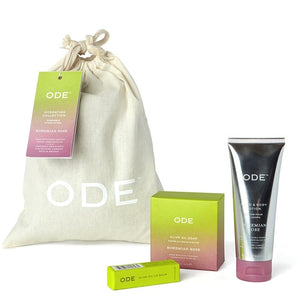 HYDRATING GIFT SET - Bohemian Rose - Georgetown Olive Oil Co.