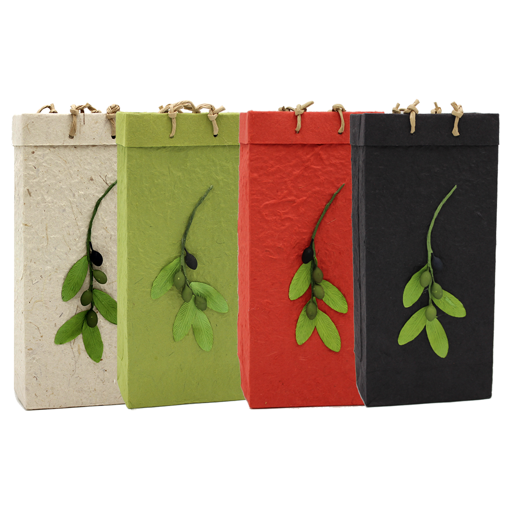 Olive Oil Gift Bags - Olive Branch - Georgetown Olive Oil Co.