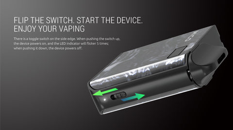 SMOK MICO ALL IN ONE (AIO) STARTER KIT MANUAL