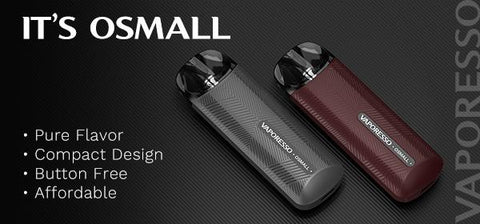 vaporesso osmall pod kit review