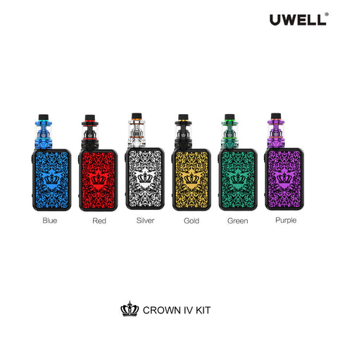 UWELL CROWN IV 4 CHECKMATE KIT
