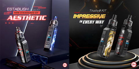 Smok Thallo / Thallo S Kit Preview