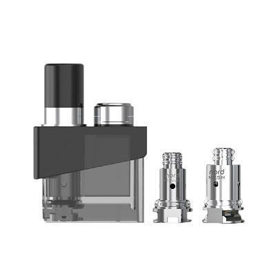 SMOK TRINITY ALPHA REPLACEMENT PODS Vape Pods Smok Cartridge with coils - Stainless Steel