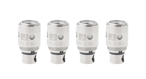Crown Sub Ohm Dual Coils 4-Pack by Uwell (.5 ohm) - Swagg Sauce Vape Juice - 1