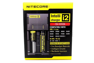 Nitecore New i2 Intellicharge Battery Charger