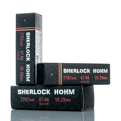 Sherlock Hohm 20700 Batteries 2 Pack