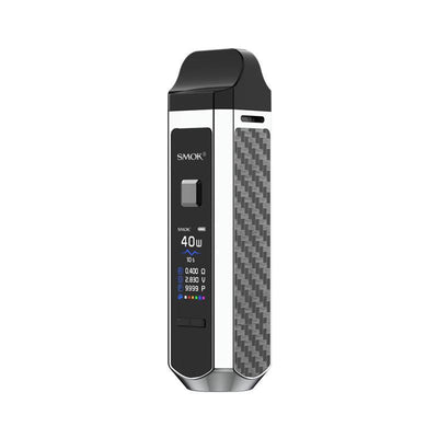 SMOK RPM40 Kit Swagg Sauce Prism Chrome
