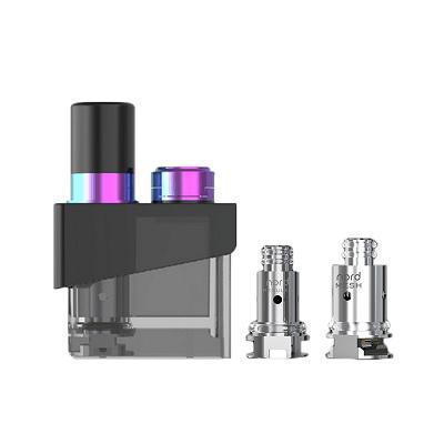 SMOK TRINITY ALPHA REPLACEMENT PODS Vape Pods Smok Cartridge with coils - Prism Rainbow