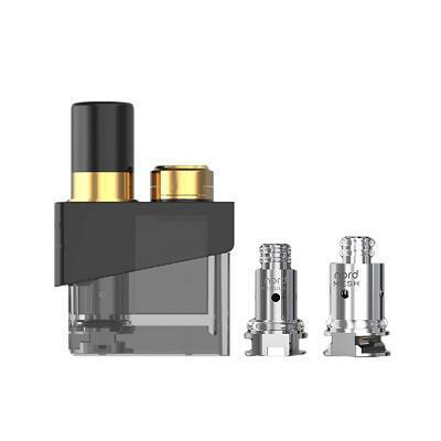 SMOK TRINITY ALPHA REPLACEMENT PODS Vape Pods Smok Cartridge with coils - Prism Gold
