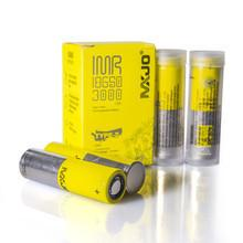 MXJO 35 Amp 18650 3000mAh High Drain Battery Type-2 : 4-Pack