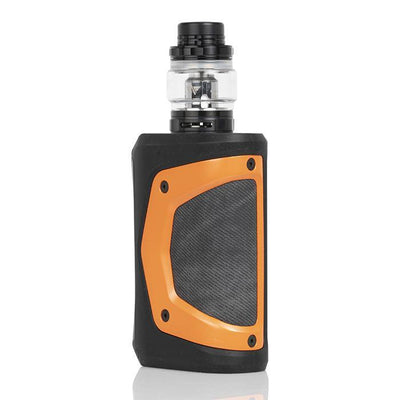 GEEK VAPE AEGIS X 200W STARTER KIT Swagg Sauce Signature Orange