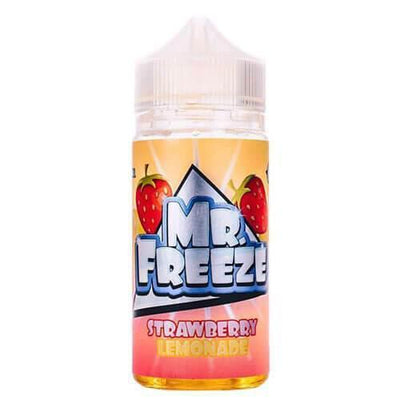 STRAWBERRY LEMONADE BY MR. FREEZE E-LIQUID 100ML Swagg Sauce