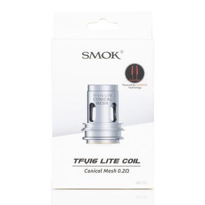 SMOK TFV16 MESH REPLACEMENT COILS Coils Smok Conical Mesh 0.2ohm Coil